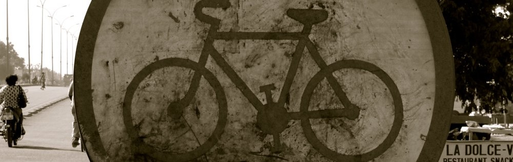 Bike Sign-Blog Feature