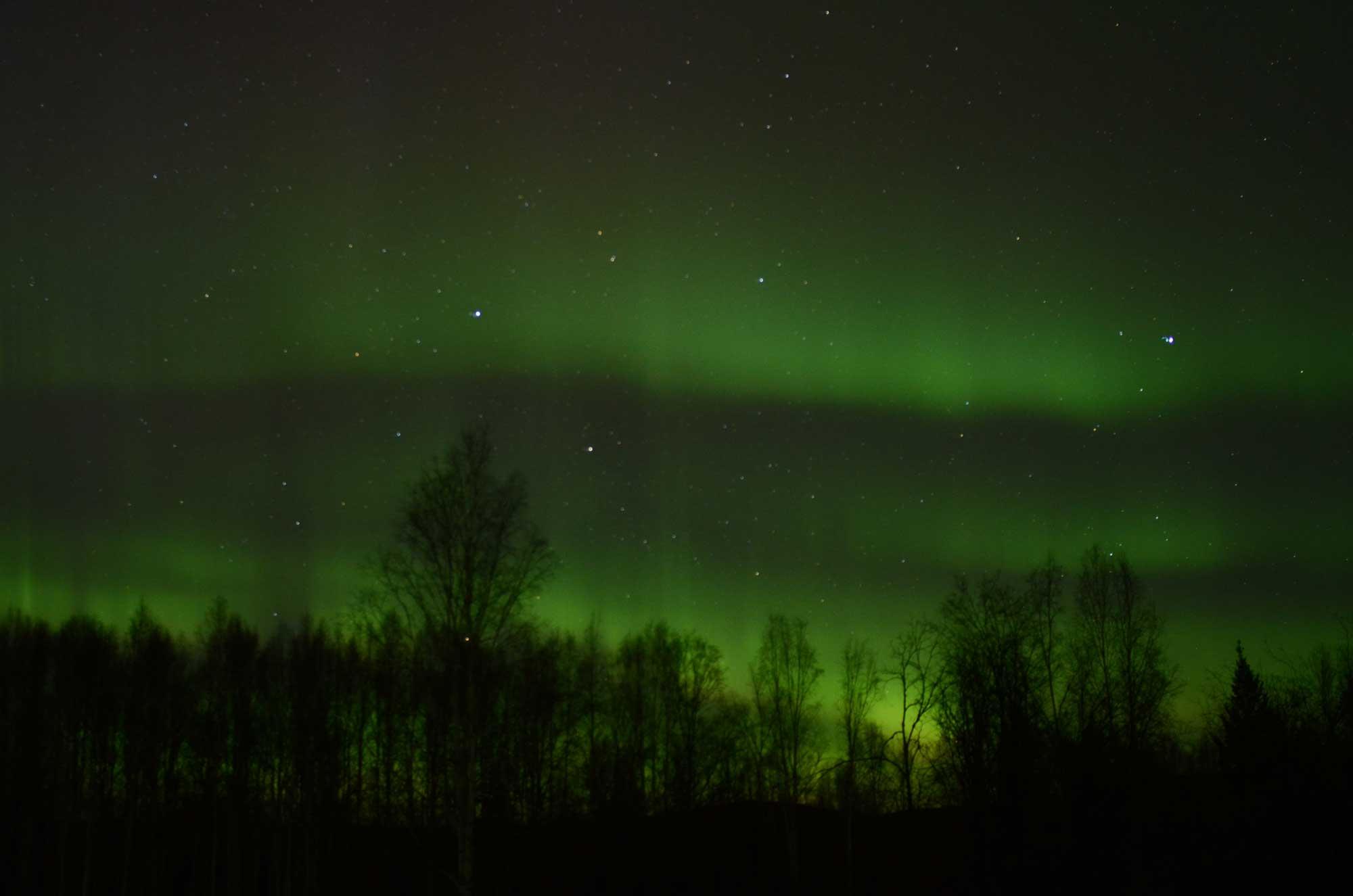 Northern Lights Fairbanks Tour