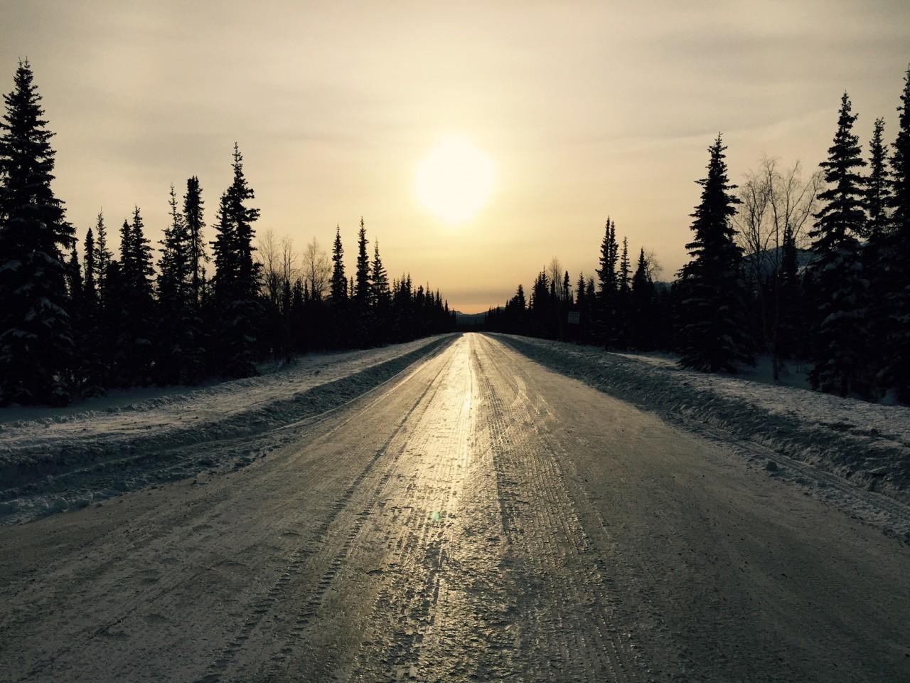 Cold Roads