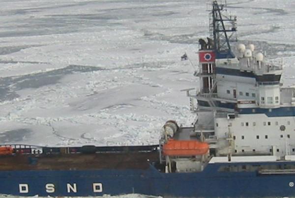 Arctic Oil - Shell Icebreaker