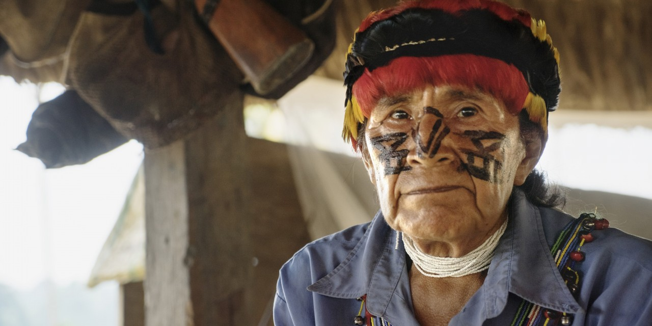Achuar Elder