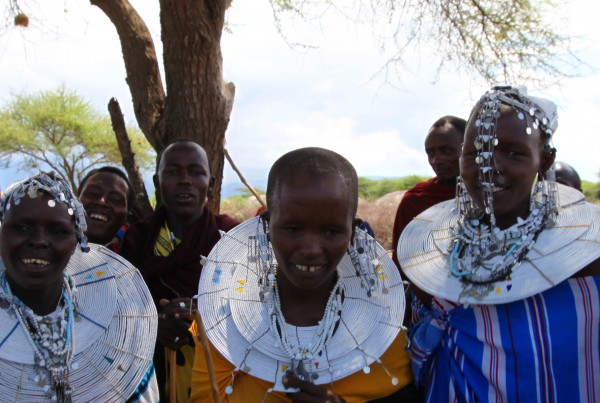 Where can I meet the Maasai? Tanzania!