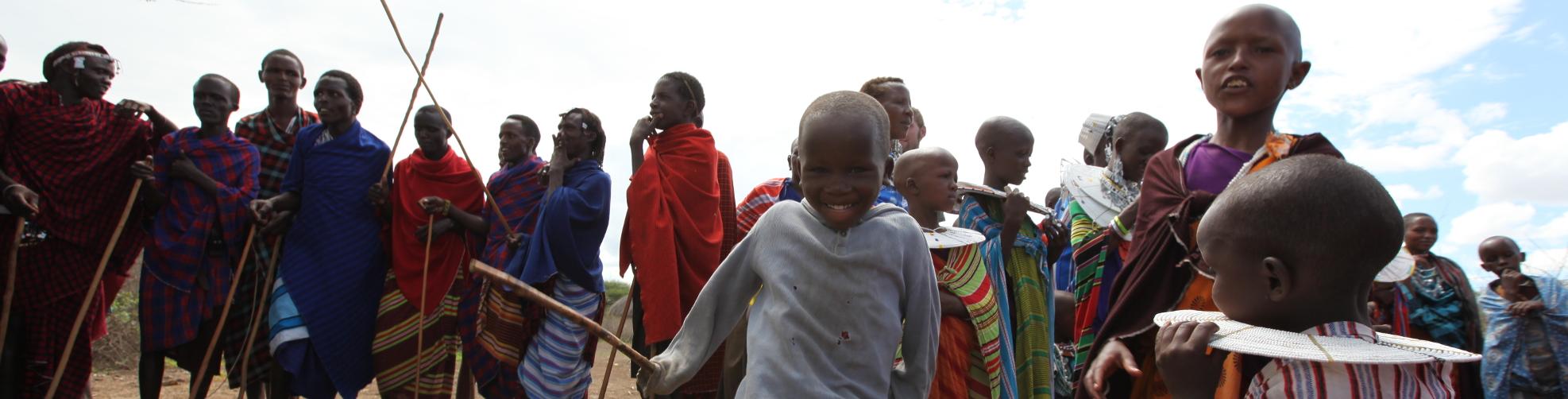 the Maasai and Lems
