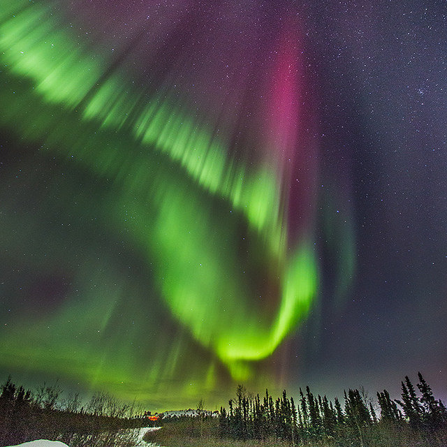 Which Countries Can You See the Aurora Borealis?