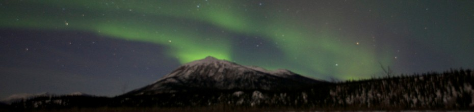 Best time to see the aurora borealis