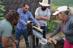 Farm Tour Cuba Ecotour Vinales