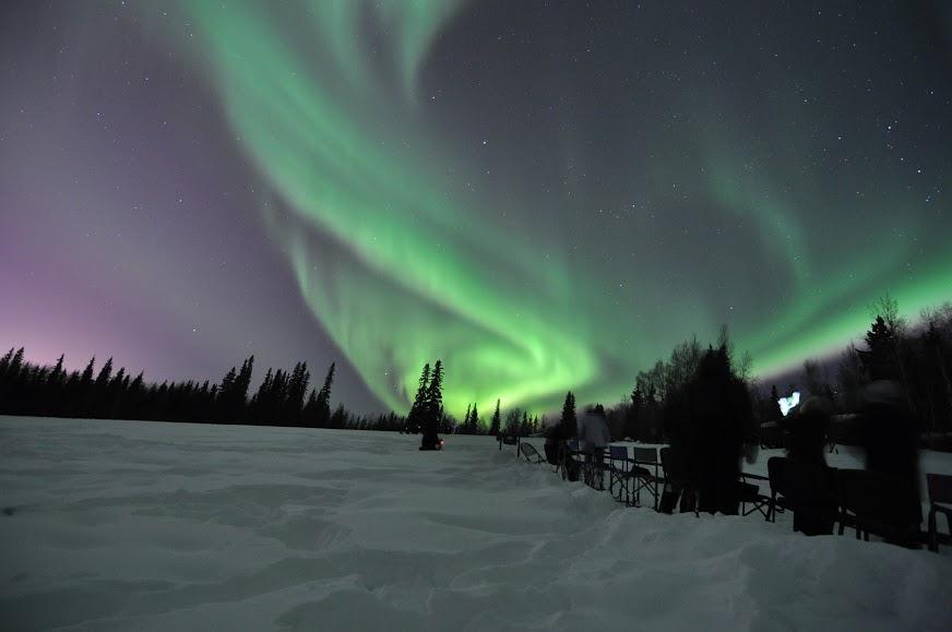 aurora photography tour