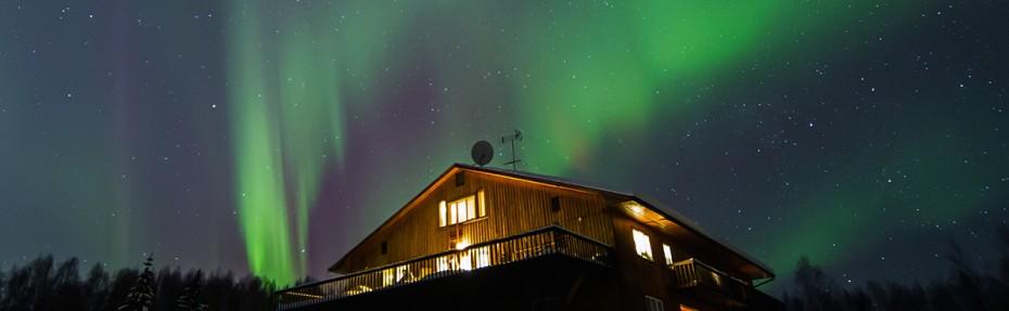 fairbanks lodge northern lights