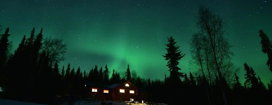 Where To Watch The Northern Lights In Fairbanks: A Taste Of Alaska Lodge